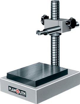 Dial gauge stand (hardened measuring plate)